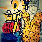 "Chris Brown ""Hello Kitty Gang"" By TayeTheArtist by TayeTheArtist"