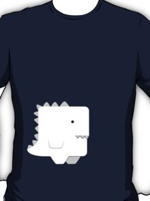 Awkward Dinosaur Boy T-Shirt