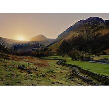 Eagle Crag - Borrowdale Photographic Print