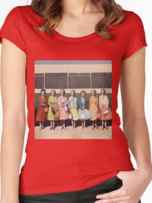 Day Trip Women's Fitted Scoop T-Shirt