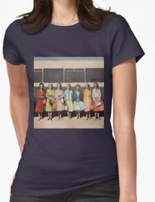 Day Trip Womens Fitted T-Shirt