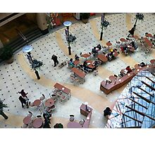 Pacific Place, Seattle, Washington Photographic Print