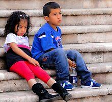 Cuenca Kids 255 by Al Bourassa