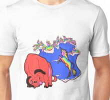 The Last Rainicorn Unisex T-Shirt