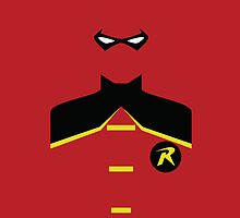 Robin Boy Wonder iPhone Case The Dark Knight Rises by metroemporium
