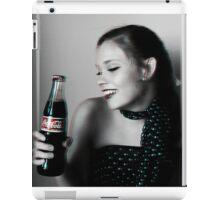 Coca Cola Phase iPad Case/Skin