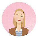 Margot Tenenbaum by WreckThisGirl