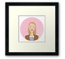 Margot Tenenbaum Framed Print