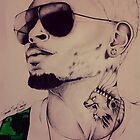 "Chris Brown ""Don't Judge Me"" By TayeTheArtist by TayeTheArtist"