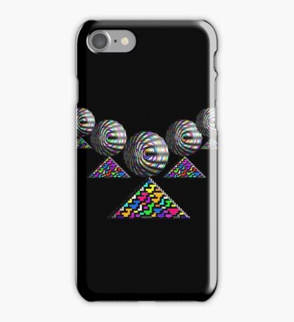 """The Elementary Chebyshev Necklace""© iPhone Case/Skin"
