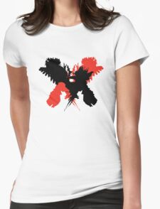 Kings of Leon - Only By The Night (Silhouette) Womens Fitted T-Shirt