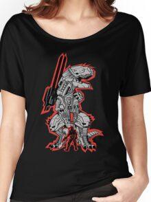 Metal Gear T.REX Women's Relaxed Fit T-Shirt