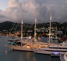 Harbor Lights by designingjudy