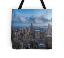 Storms and Sunsets Tote Bag