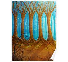 SentinelTrees Poster