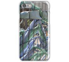 Tangled in Blue iPhone Case/Skin