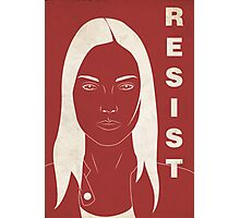 The Resistence (Fringe) Photographic Print