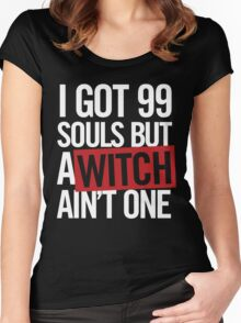 How Many Kishin Souls Women's Fitted Scoop T-Shirt