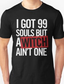 How Many Kishin Souls Unisex T-Shirt
