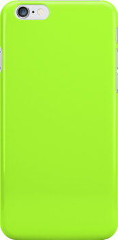 Yellow Green Fabric Print Iphone Case by Detnecs2013