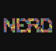 Tetris Nerd  Kids Clothes