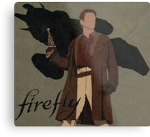 "Firefly ""Malcolm Reynolds"" Metal Print"