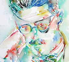 JAMES JOYCE portrait.3 by lautir