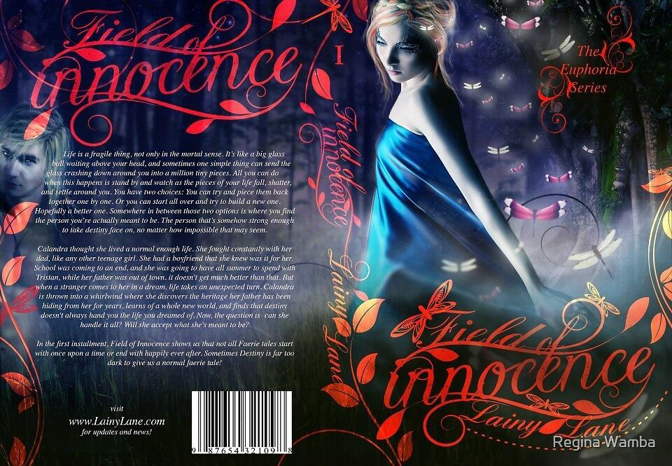Field Of Innocence- Full Wrap by Regina Wamba