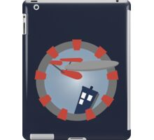 """""""The cavalry has arrived!"""" iPad Case/Skin"""