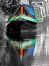 Narrowboat by Yampimon