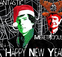 Sherlock - Meretricious and a Happy New Year! by 8thDimension
