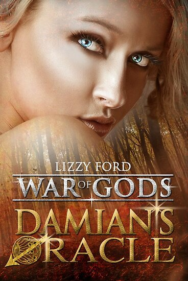 Damian's Oracle- Front by Regina Wamba