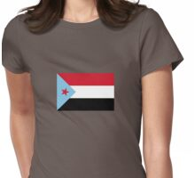 The People's Democratic Republic of Yemen Womens Fitted T-Shirt