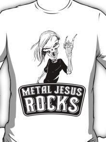 Metal Jesus RISEN T-Shirt