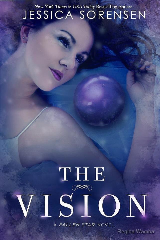 The Vision (Second Edition Cover) by Regina Wamba