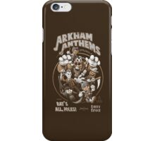 Bat's All, Folks! iPhone Case/Skin