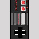 Retro Nintendo NES Controller iPhone Case by metroemporium