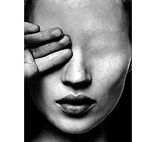 Blind Photographic Print