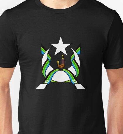 Coat of Arms of the Federation of South Arabia Unisex T-Shirt