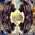 Tiger fractal by Annabellerockz