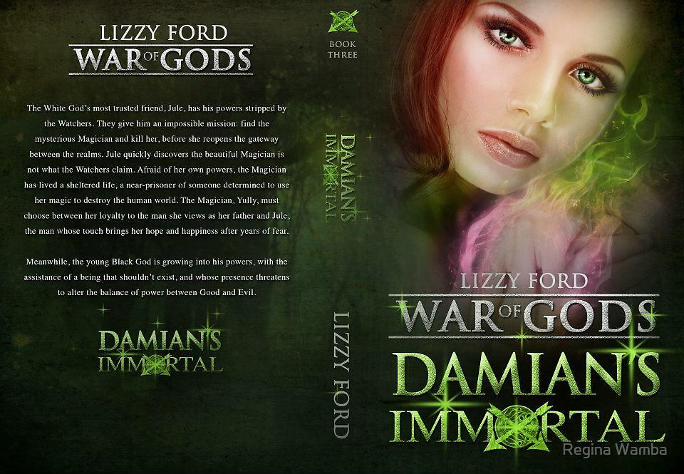 Damian's Immortal- Full Wrap by Regina Wamba