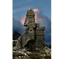 The Stack Photographic Print