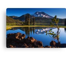 Sparks Lake Sunrise - Oregon Canvas Print