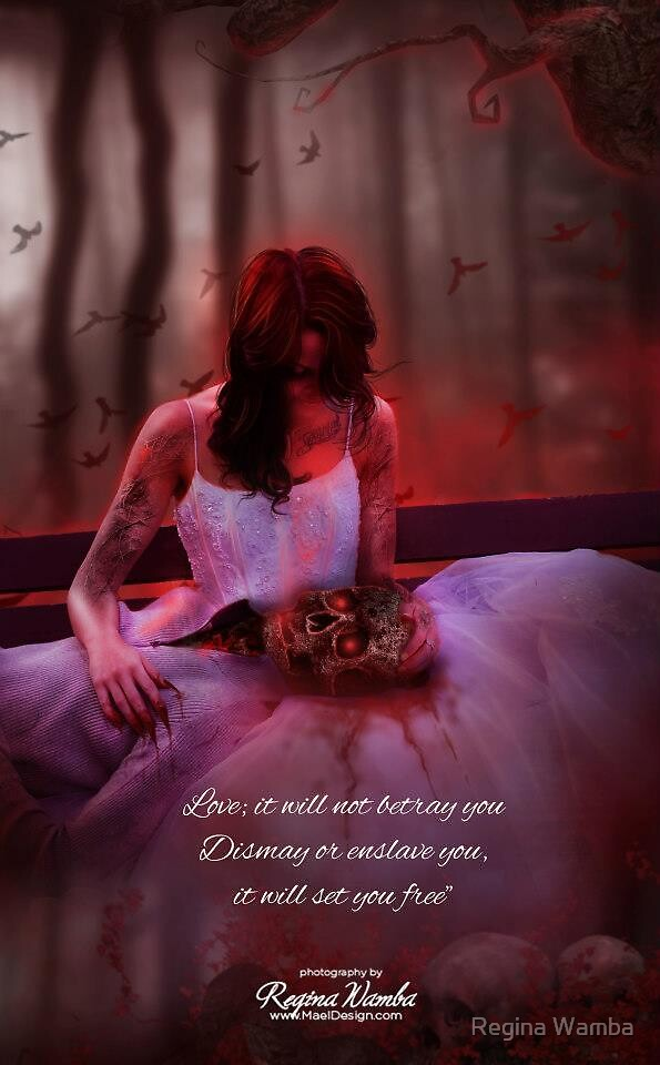 Love Will Set You Free by Regina Wamba