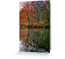 Fall Shades Greeting Card
