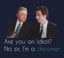 I'm a dreamer by Bila