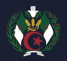 Coat of Arms of Algeria Kids Tee