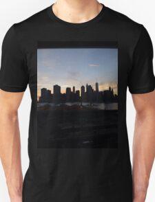 NYC-Manhattan  T-Shirt