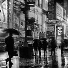 5pm Rush by Randy  LeMoine