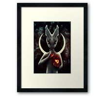 INLE Framed Print